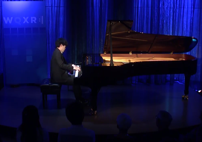 WQXR presents Live Webcast from The Greene Space